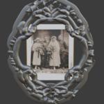 Pic 4 - Photo frame (Blender)